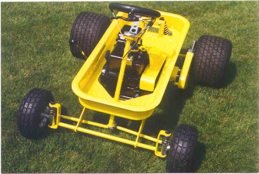 Kids Wagon Plans